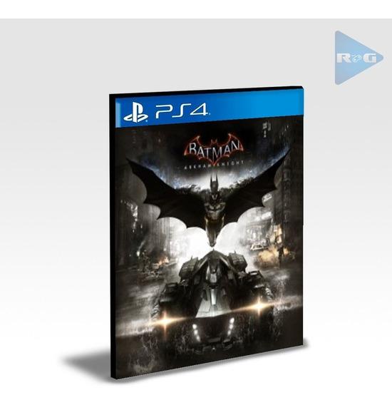 Batman Arkham Knight Ps4 - Português - Envio Agora