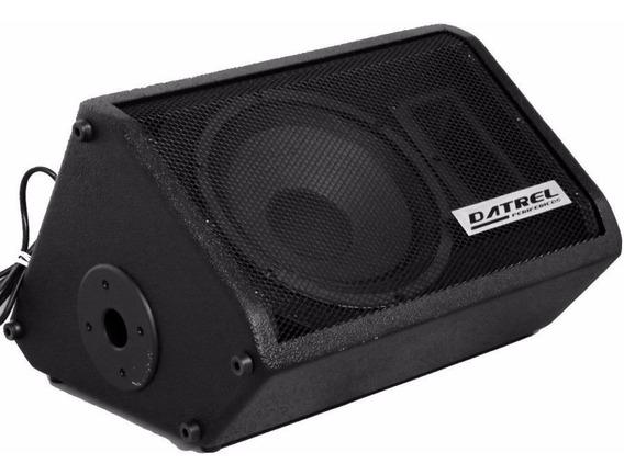 Caixa Acústica Som Monitor Retorno Palco 200 Rms - Ativa