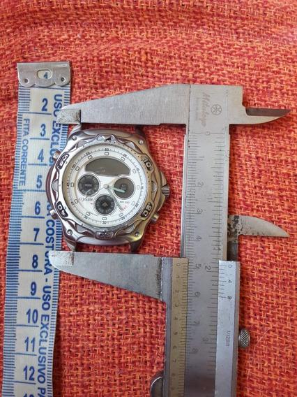 Relógio Antigo Citizen Promaster Wr10 C440 Leia A Descrição