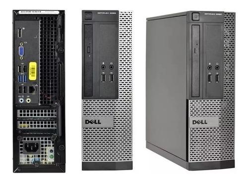 Dell Optiplex 3020 Core I3-4130 8gb Hd 500gb + Monitor 19pol
