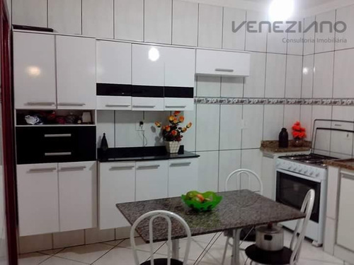 Casa Residencial À Venda, Pombeva, Piracicaba. - Ca0254
