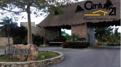 Construye La Casa De Tus Sueños En Esta Excelente Privada Eco Resort Con Amenidades, Al Norte De Mer