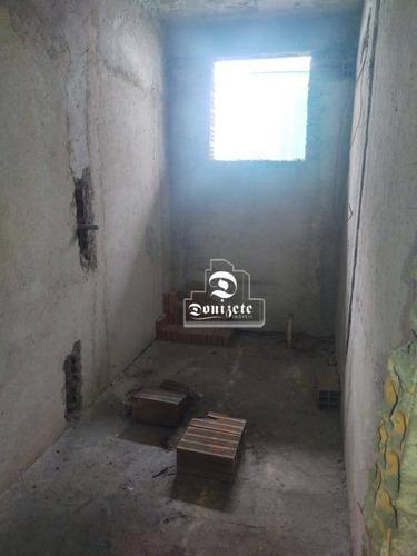 Casa Com 3 Dormitórios À Venda, 310 M² Por R$ 580.000,00 - Vila Floresta - Santo André/sp - Ca0216