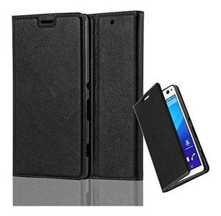 Sony Xperia C4 Funda Libro Por Cadorabo (diseño Cierre Invi
