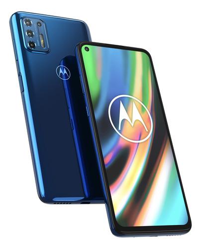 Motorola G9 Plus 6.8¨ 128 /4gb Quad Cámara 64mpx 5000mah Amv