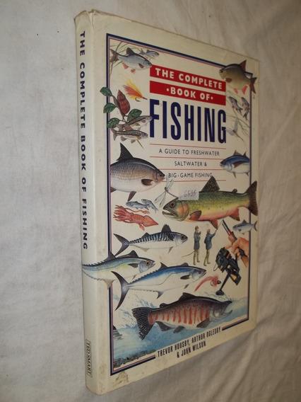 Book Of Fishing Trevor Housby Arthur Oglesby John Wilson