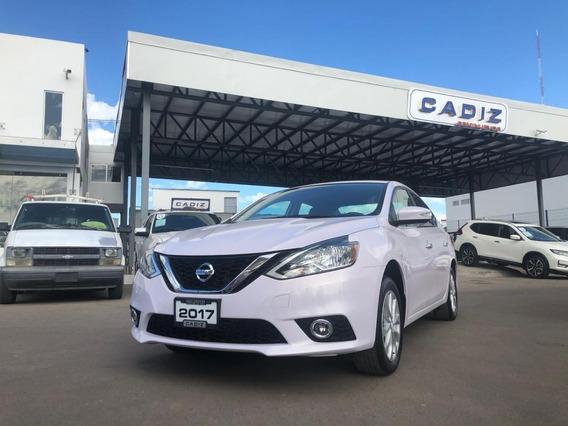 Nissan Sentra Advance 2017
