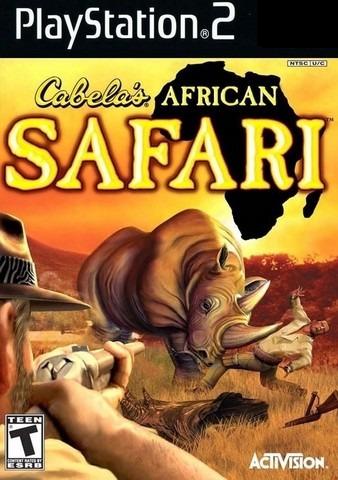 CABELA'S AFRICAN SAFARI (PS2)