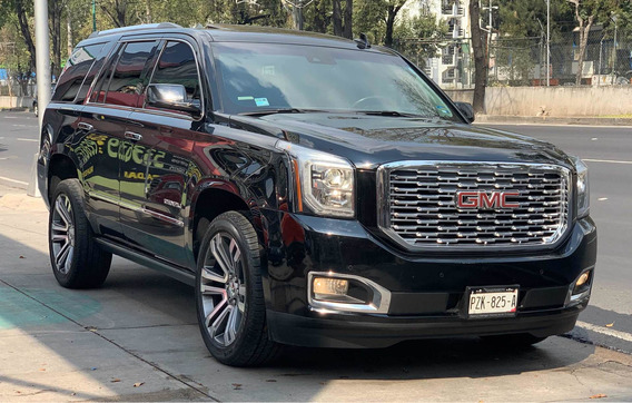Gmc Yukon 6.2 Denali 8 Vel Awd At 2018