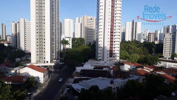 Padre Roma Prince - Apartamento Com 4 Dormitórios À Venda, 132 M² Por R$ 950.000 - Parnamirim - Recife/pe - Ap9308