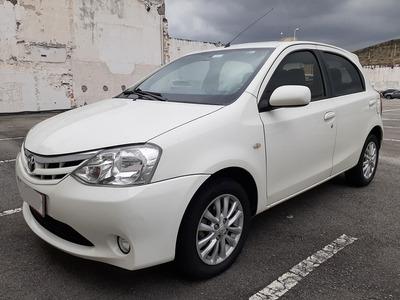 Toyota Etios 1.5 Xls Mecânico 2013