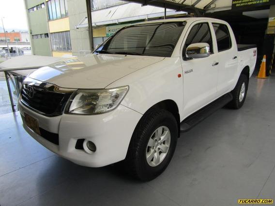 Toyota Hilux Mt 2500 4x4