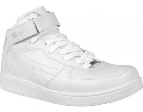 Tenis Branco Masculino Sapato Bota Lançamento Envio Já