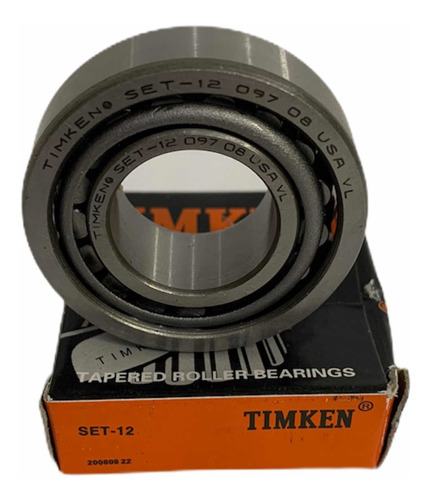 Rolinera Set 12 Timken Original Lm12479-lm12710