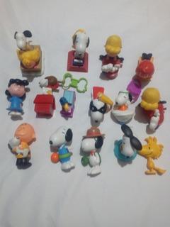 Lote De Juguetes Snoopy