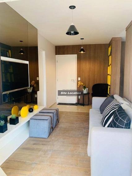 96422* Apartamento Em Moema - Ap3412