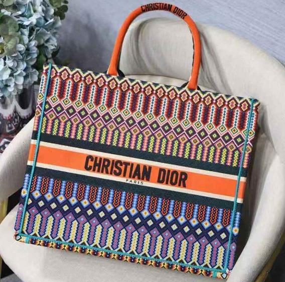 Bolsa Christian Dior Book Tote Diversas Cores Lançamento 2019