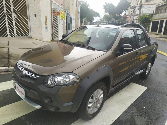 Fiat Strada 1.8 Mpi Advent Locker Cd Dual 2013 - F7 Veículos