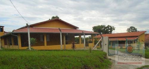 Chácara Com 5 Dormitórios À Venda, 2238 M² Por R$ 590.000,00 - Chácaras Gerson Ferriello - Boituva/sp - Ch0604
