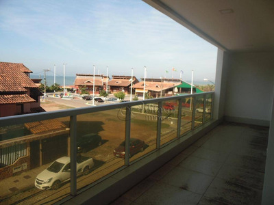 Apartamento Residencial Para Locação, Morada Das Garças, Macaé. - Ap6192