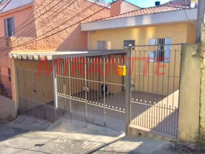 Casa Terrea Em Água Fria - São Paulo, Sp - 322902
