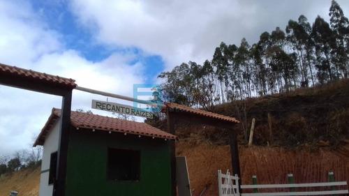 Edinaldo Santos - Santa Cruz - Exc. Granjas A Partir 2.400 M², Rec Raizes - 8126
