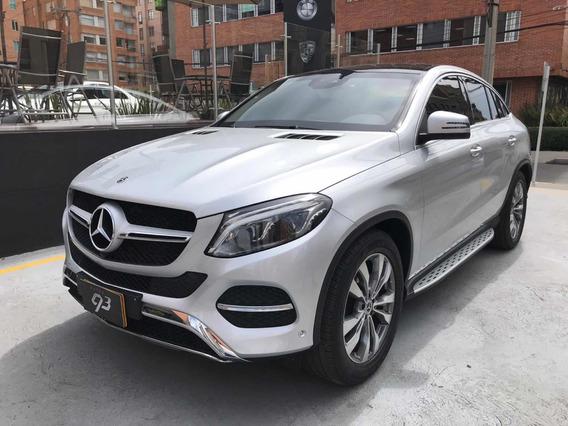 Mercedes-benz Clase Gle 350 Diésel Blindada
