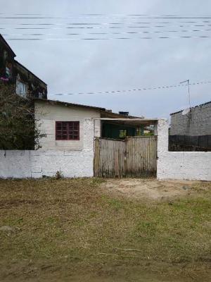 Casa Barata Na Praia Com 2 Quartos, Escriturada