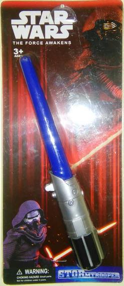 Espada Daga Star Wars Con Luz Y Sonido Juguete Niño