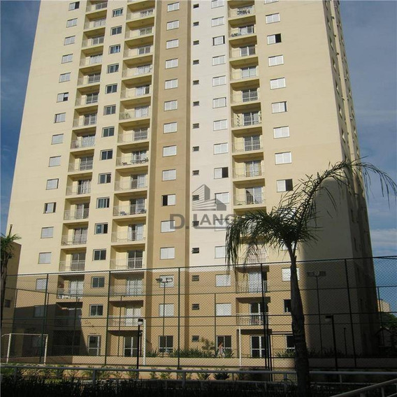 Apartamento Com 3 Dormitórios À Venda, 65 M² Por R$ 430.000 - Bonfim - Campinas/sp - Ap17607