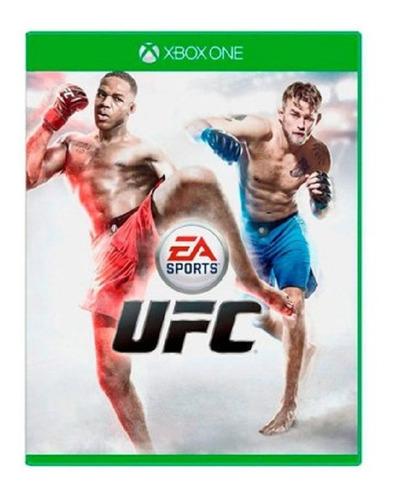 Xbox- One Ufc Impecável Mídia Física Completo