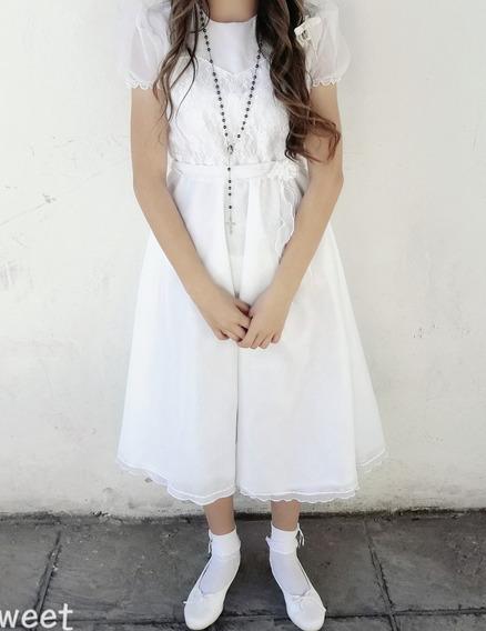 Vestido Comunion Talle 14