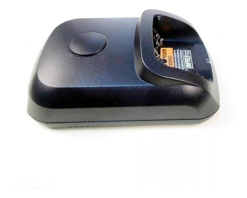 Cargador de Bater/ía R/ápido Motorola DGP4150 MTR2000 MTR3000 XiRP8260 Estaci/ón de Carga de Radio para Motorola DP3400 DP3401 DP3600 DGP6150