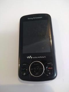 Celular Sony Ericsson W100 Walkman - Reaproveitamento De Peças