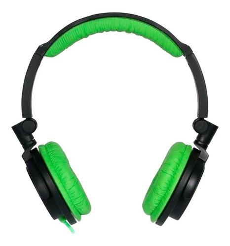 Auricular Vincha One For All Headset Verde Sv-5613