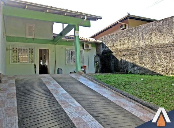Acrc Imóveis - Casa Residencial Com 02 Dormitórios Para Venda No Bairro Fortaleza - Ca01060 - 34201406