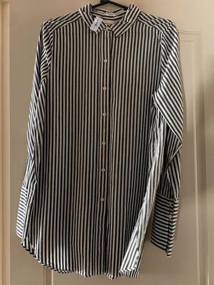 Camisa Importada H&m Oversize