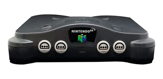 Video Game Nintendo 64 Original Raridade Nostalgia Exclusivo