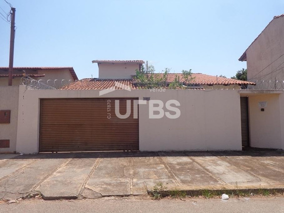 Casa Com 3 Quartos À Venda, 220 M² Por R$ 420.000 - Jardim Vila Boa - Goiânia/go - Ca0653