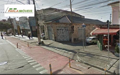Salao - Belenzinho - Ref: 1956 - V-1956