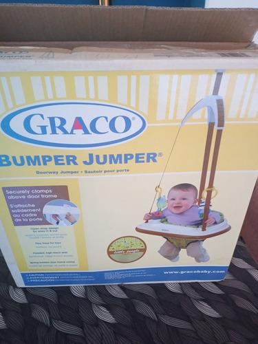 Para Bebé ,jumper Saltarín Graco  ,nidito Contención ,
