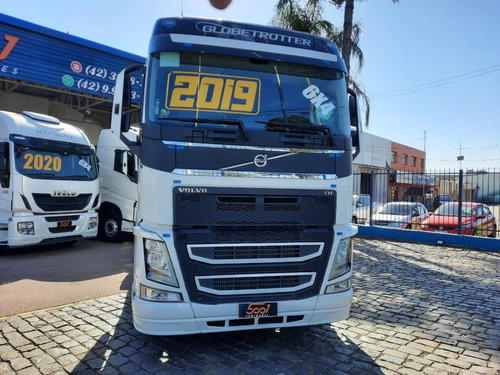 Volvo Fh 540 Globetrotter 6x4 2019 Pacote Sc / Susp. Mola