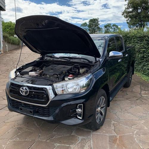 Sucata De Toyota Hilux 2.8 2019 4x4 Srv Pra Retirar Peças