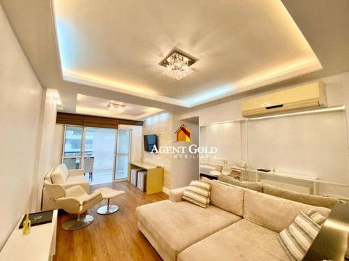 Imagem 1 de 29 de Apartamento Com 3 Dormitórios À Venda, 90 M² Por R$ 1.188.000,00 - Barra Da Tijuca - Rio De Janeiro/rj - Ap2612