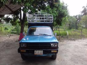 Camioneta Nissan Estaquita Con Redila 1993