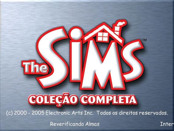 The Sims Coleção Completa Em Português Pc