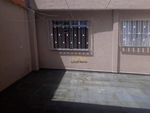Casa Com 4 Dormitórios À Venda, 145 M² Por R$ 800.000,00 - Vila Adalgisa - São Paulo/sp - Ca0223