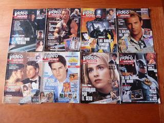 Lote Revistas Video Grama Vintage Años 90