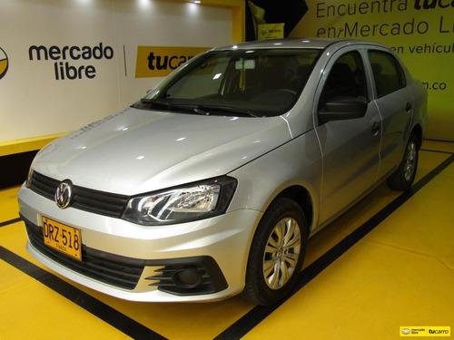 Imagen 1 de 14 de Volkswagen Voyage 1.6 Trendline