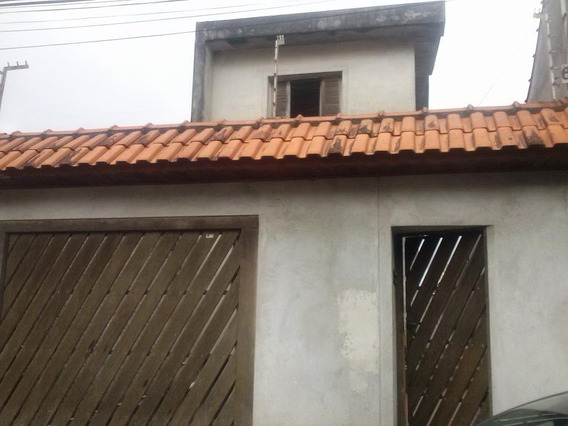 Sobrado Em Itaquera, São Paulo/sp De 297m² 4 Quartos À Venda Por R$ 1.100.000,00 - So236305